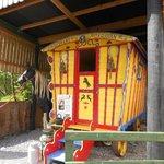 Bog Village Gypsy Caravan