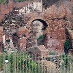 Emperor Nero's Villa on the Mediterranean
