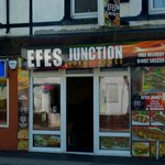 Efe's Junction Kebab, Llandudno Junction