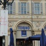caffè Torino in piazza san Carlo