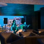 Great entertainment at the Barcelo Hamilton Menorca (c) Josh Murray