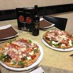Pizza Conte!!! Buonissima!