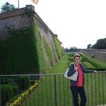 Jardines del castillo de montjuic