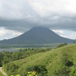 The Majestic Arenal Volcano.
