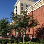 Embassy Suites, Columbus, OH. Front