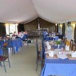 Tented Restaurant