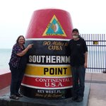 southermost point, key west, fl