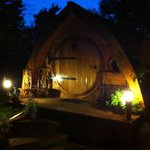 The beautiful enchanting hobbit hole x