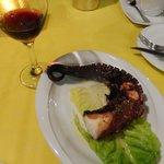 Grilled Octopus Skaros
