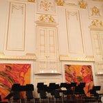 Ballroom of the Hofberg Palace