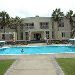 Piscina do Hotel Swakopmund-Namíbia