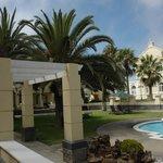 Hotel Swakopmund-Namíbia