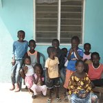Kids of our Gambia friends