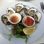 Sydney Rock Oysters - natural