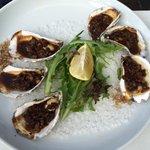 Sydney Rock Oysters - kilpatrick