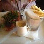 Fillet Steak & Chips @ €32.00