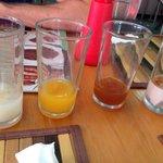 Juice tasters