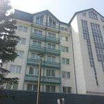 Note balconies without doors