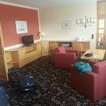 Suite 302 living room