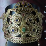 jeweled headpiece