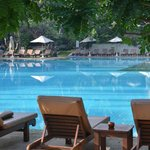 The best pool in Bali