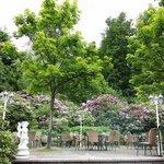 Waldcafe Garden Terrace Restaurant