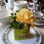 Waldcafe Breakfast Table Set