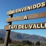 entrada a Tafi del Valle