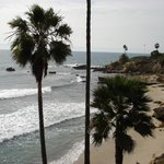 View of Pacific from Heisler Park
