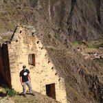 Great view of Ollantaytambo!