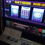 Our friend hit 1 of many jackpots in the casino!
