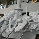native statue