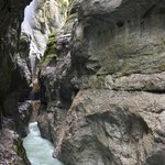 Very enjoyable walk along the gorge edge