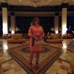 My birthday at Il Barocco, Palazzo Versace, Main Beach