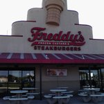 Freddy's Frozen Custard & Steakburgers!
