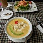 Locra soup so good!