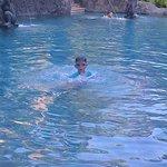 kolam renang yg besar