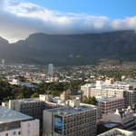 View from my room - Table Mountain