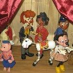Pelham puppets