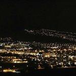 Honolulu w nocy