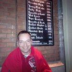 Lorant and the Kispiac menu