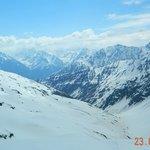 Kinnar-Kailash range
