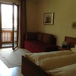 2-bedroom Suite - main bedroom
