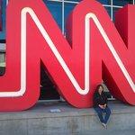 Entrance to CNN
