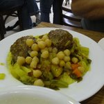 The best Couscous in the world!