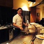 Panic Restaurant - Chef Keneko