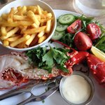 The lobster ��