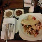 inroom dining