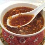 Delicious Hot n Sour Soup