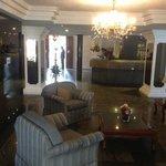 lobby area Mahaweli Reach